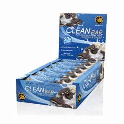 All Stars Clean Bar Cookies & Cream 18 x 60g