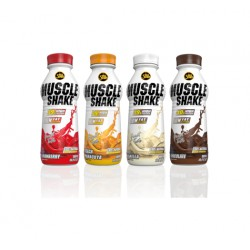 All Stars Muscle Shake 12 x 500ml