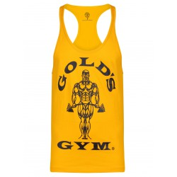 Golds Gym Premium Stringer Gold