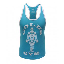 Golds Gym Ladies Stringer Türkis