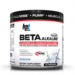BPI Sports Power Series Beta Alkalin 160g Dose