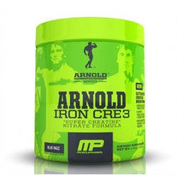 Musclepharm Arnold Series Iron Cre 126g Dose