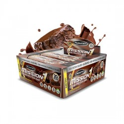 Muscletech MISSION1 Clean Protein Bar 12 x 60g