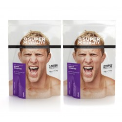 SuperVitality Supercharched Pre-Workout 2 x 454g