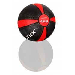 GYMSTICK Medizinball 1kg