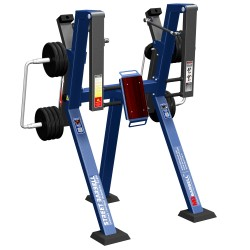 STREETBARBELL Standing Chest Press 7.30