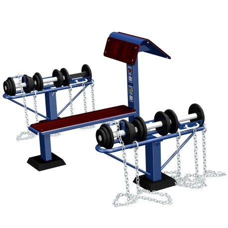 STREETBARBELL Dumbbell Series 7.33 / 7.34