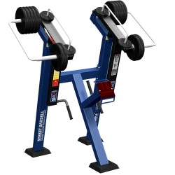 STREETBARBELL Standing Row 7.37