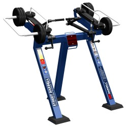 STREETBARBELL Standing Trizeps 7.42