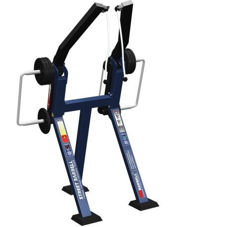 STREETBARBELL Vertical Triceps 7.46
