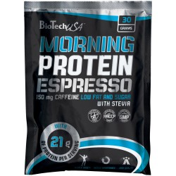 Biotech USA Morning Protein Espresso 10 x 30g