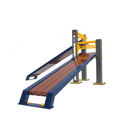 RVL13 Double AB Bench