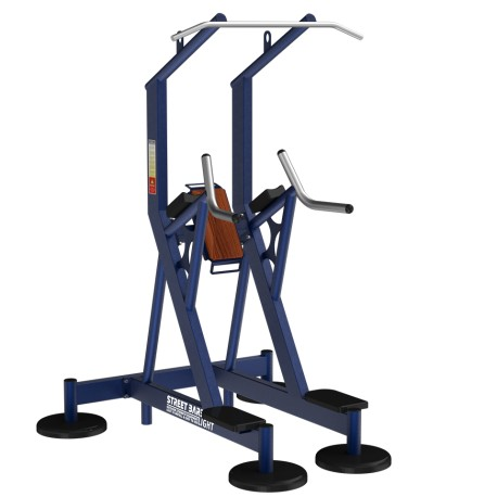 STREETBARBELL Combined Exerciser 7.61