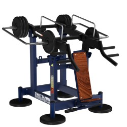 STREETBARBELL Shoulder Press 7.63