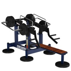 STREETBARBELL Bench Press 7.64
