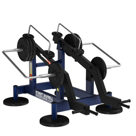 STREETBARBELL Combo Lift 7.66