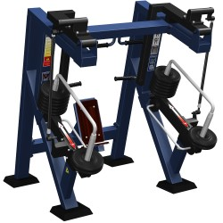 STREETBARBELL Shoulder Press 7.29.3