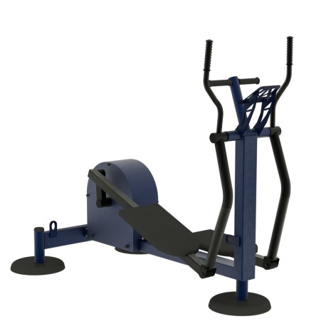 STREETBARBELL Elliptical Trainer 7.81