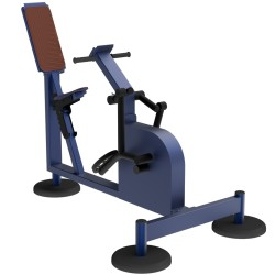 STREETBARBELL Upright Bike 7.80
