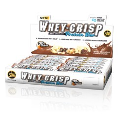 All Stars Whey-Crisp Riegel 24 x 50g