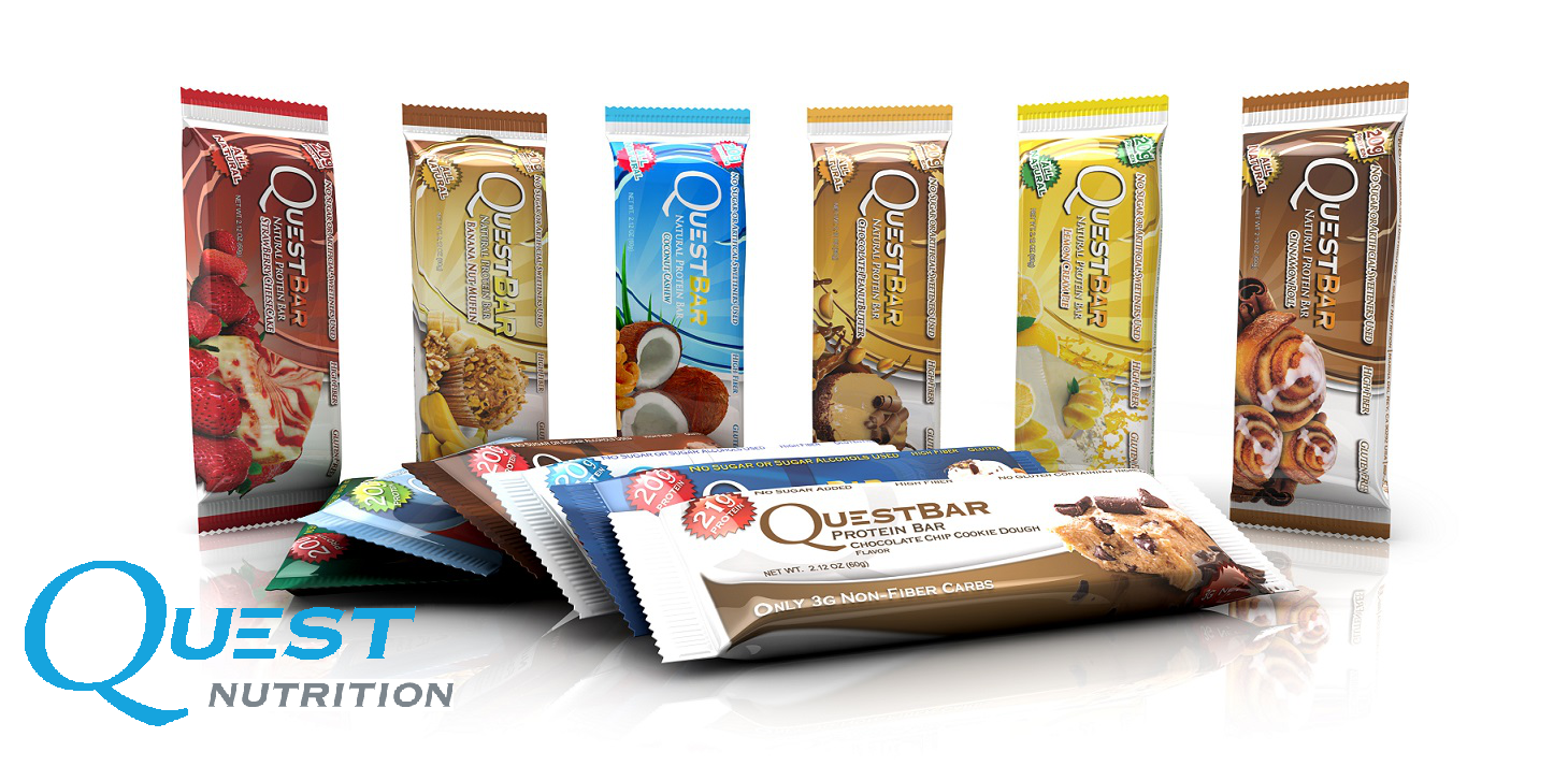 Quest Nutrition Quest Bars kaufen bei Tigerfitness